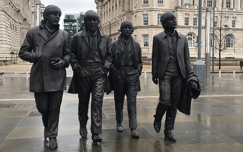 Beatles Walking Tour