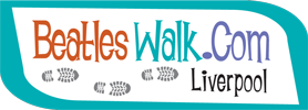 Beatles Walk Logo Small